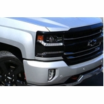 Chevy Silverado Performance Stainless Steel Catback Exhaust System