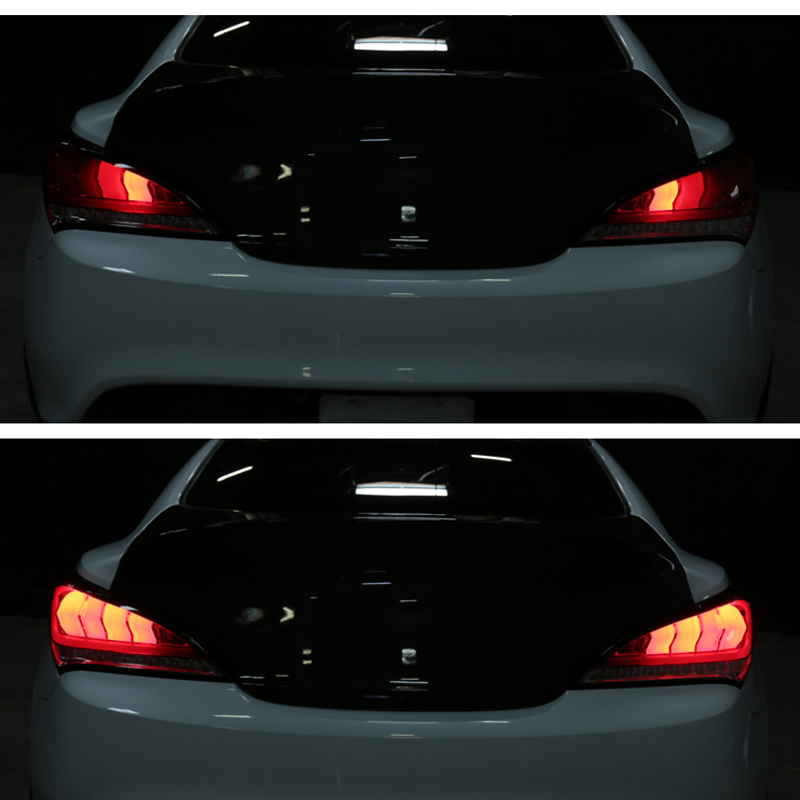 Spec D 10 15 Hyundai Genesis Coupe Sequential Led Tail