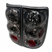 Spec-D 1995-2005 Chevy Trail Blazer Performance LED Tail Lights - Smoked