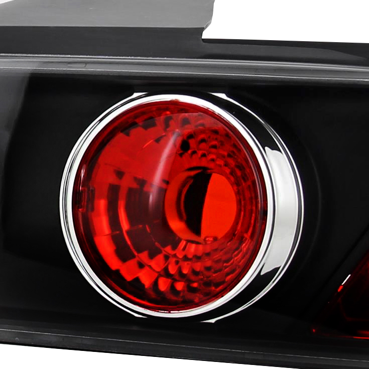 94-01 Acura Integra 2-Door Coupe Altezza Tail Lights- Black