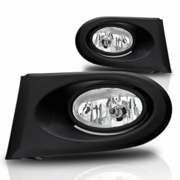Spyder 02-04 Acura Rsx (All Model) Factory Style Fog Lights Kit (Include Wiring And Switch)