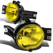 02-08 Dodge RAM 1500 2500 3500 / Durango OEM Style Fog Lights - Yellow