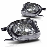 2003-2006 Mercedes Benz W211 E-Class OEM Style Replacement Fog Lights - Clear