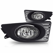 Spyder 05-07 Acura RSX (All Model) Factory Style Fog Lights Kit - Clear