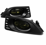 Spec-D 05-07 Acura RSX (All Model) Factory Style Fog Lights Kit - Smoked