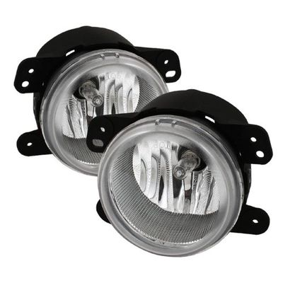 05-10 Chrysler 300 / PT Cruiser / Dodge Magnum / Journey / Jeep Wrangler OE-Style Fog Lights