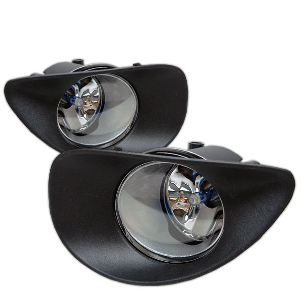 06-10 Toyota Yaris 3-Door Hatchback OE-Style Replacement Fog Lights