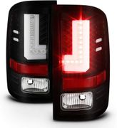 Spyder 16-17 GMC Sierra 1500 [Factory LED Model] LB LED Tail Lights - Black