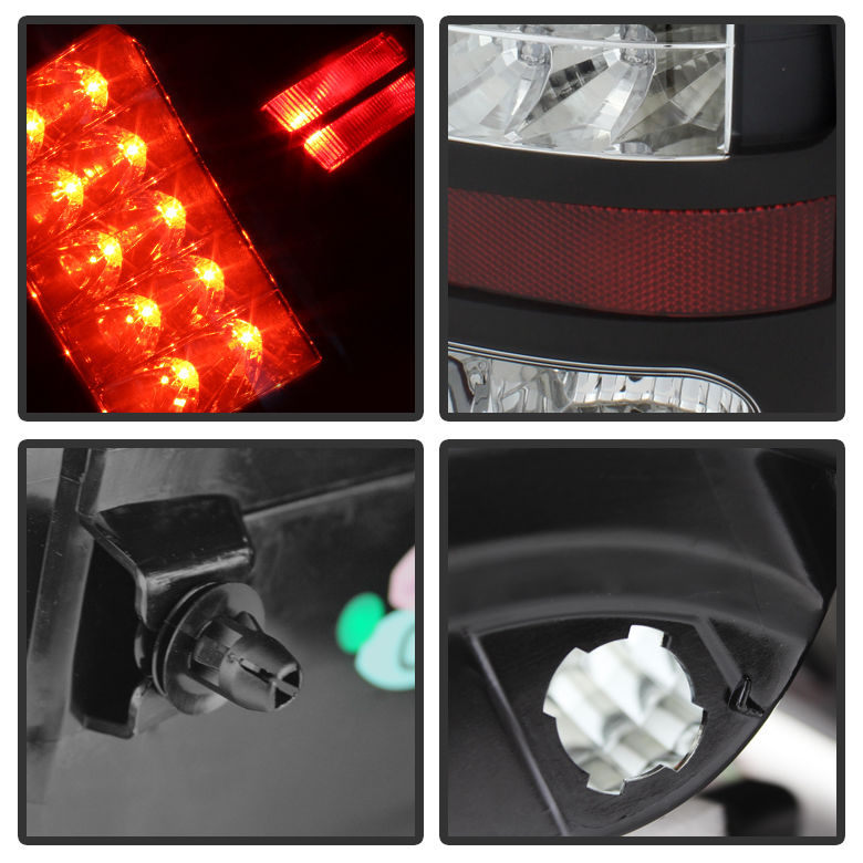 Spyder 2013 17 Dodge Ram Truck Factory Led Model Led