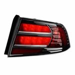 Spyder ALT-JH-ATL07TS-OE-R Acura TL 07-08 Type S ( also fit 04-06 all Model ) Passenger Side Tail Lights -OEM Right
