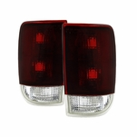 Chevy Blazer 95-05 OE Style Tail Lights - Red Smoked
