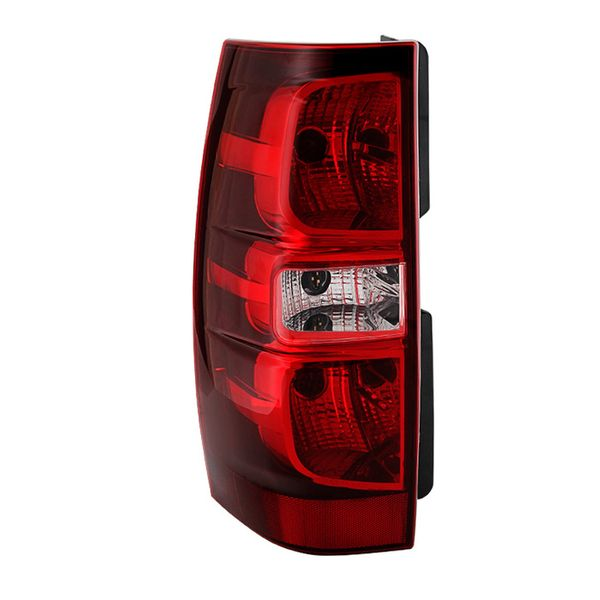 Chevy Suburban 07-13 / Tahoe 07-13 ( 08-13 excluding Hybrid Models ) Driver Side Tail Lights -OEM Left