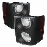 Spyder ALT-JH-LRRRS06-CL Land Rover Range Rover 06-09 Euro Style Tail Lights - Clear