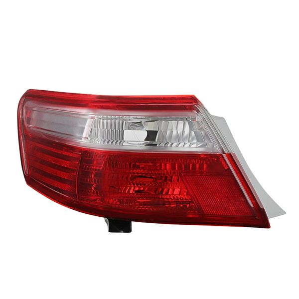 Toyota Camry 2007-2009 ( Don't Fit Hybrid Models) Outer Driver Side Tail Lights -OEM Left