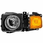 Spyder HD-JH-HUMH306-OE-L Hummer H3 06-10 / Hummer H3T 09-10 Driver Side Headlight -OEM Left