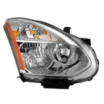 Spyder HD-JH-NROG08-OE-R Nissan Rogue 08-14 Halogen Model Only ( Don_t Fit HID models ) Passenger Side Headlight -OEM Right