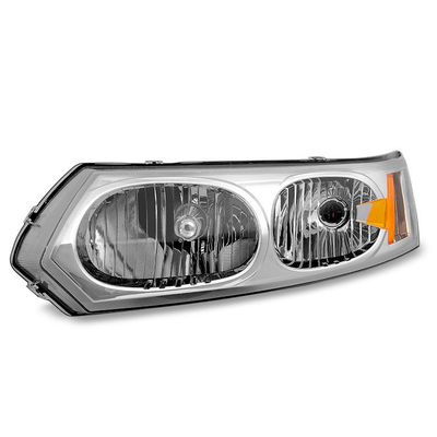 Spyder HD-JH-SAION-4D-OE-L Saturn ION Sedan only 03-07 ( Do not Fit Coupe ) Driver Side Headlight -OEM Left