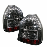 Spyder Honda Civic EK 96-00 3Dr LED JDM Altezza Tail Lights - Black