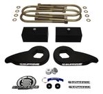 Supreme Suspension FDF197FK3020 1997-2004 Ford F-150 4WD (2004 Heritage Model Only) Front/Rear Lift Kit