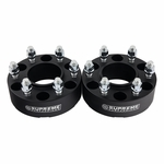Supreme Suspension FDF115WC0015 2015-2019 Ford F-150 2WD and 4WD Set of 2 spacers Wheel Spacers