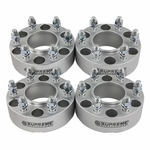 "Supreme Suspension 1.5"" Wheel Spacers Wheel Spacers (HC) For 1992-1999 Chevrolet Suburban 1500 4WD Only / 2000-2016 Chevrolet Suburban 1500 2WD and 4WD"