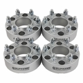 """Supreme Suspensions� 1995-1999 Chevrolet Tahoe 4WD Only / 2000-2020 Chevrolet Tahoe 2WD 4WD 2"""" PRO Billet Wheel Spacer Set of 4 CHTA92WC2020S"""