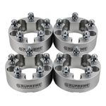 "Supreme Suspensions 1991-2016 Ford Explorer 1"" PRO Billet Wheel Spacer Set of 4"