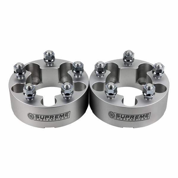 "Supreme Suspensions� 1991-1994 Mazda Navajo 1"" Wheel Spacers Set of 2 MANA91WS0010S"