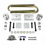 Supreme Suspension FDF205FK2520A 2005-2019 Ford F-250 / F-350 Super Duty 4WD (Very Important: For Non-Overload Models Only) Front/Rear Lift Kit