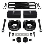 """Supreme Suspensions 1995-2004 Toyota Tacoma 4WD 2"""" Front 1"""" Rear PRO Billet Lift Kit - Diff Drop / Brake Line Relocation Bracket Included"""
