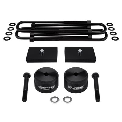 "Supreme Suspensions 2005-2020 Ford F-350 Super Duty 4WD 2"" Front 1"" Rear  Lift Kit"