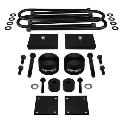 "Supreme Suspensions 2005-2020 Ford F-250 Super Duty 4WD 2"" Front 1"" Rear PRO Billet Lift Kit"