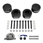 "Supreme Suspension 2"" Front 2"" Rear Pro Billet Lift Kit for 1999-2004 Land Rover Discovery ll 2WD and 4WD"