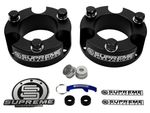 "Supreme Suspension 2"" Pro Billet Strut Spacers for 1995-2004 Toyota Tacoma 2WD and 4WD(Will not fit 5-Lug Models)"