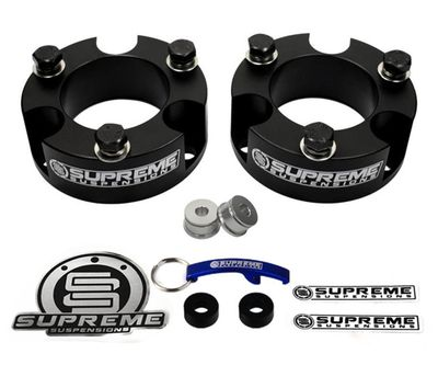 Supreme Suspension NIFR05FL2000 2005-2019 Nissan Frontier 2WD and 4WD Front Leveling Kit