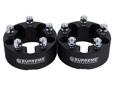 Supreme Suspension FDRA83WS0020 1983-2012 Ford Ranger 2WD and 4WD Set of 2 spacers Wheel Spacers