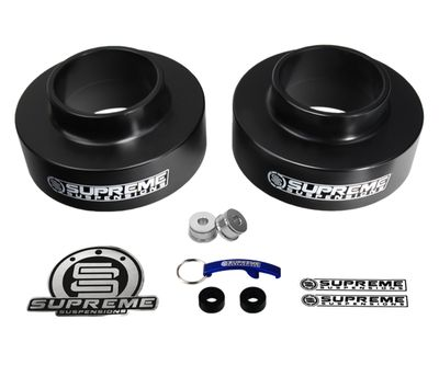 Supreme Suspension GMCA04FL2000 2004-2012 GMC Canyon 2WD Front Leveling Kit