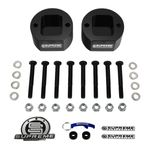 "Supreme Suspension 2"" Pro Front Spring Spacers for 1999-2004 Land Rover Discovery ll 2WD and 4WD"