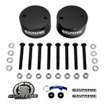 "Supreme Suspension 2"" Pro Rear Spring Spacers for 1999-2004 Land Rover Discovery ll 2WD and 4WD"