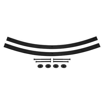 "Supreme Suspensions 1973-1996 Ford F-100 2"" Rear Add-A-Leaf Springs w/ Isolator Pads"