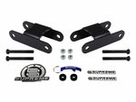 "Supreme Suspension 2"" Rear Lift Shackles for 2006-2010 Hummer H3 4WD (2"" Lift Shackles)"