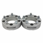 Supreme Suspension FDF176WS2000S 1976-1996 Ford F150 2WD and 4WD Set of 2 spacers Wheel Spacers