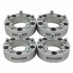 Supreme Suspension FDF176WS2020S 1976-1996 Ford F150 2WD and 4WD Set of 4 spacers Wheel Spacers