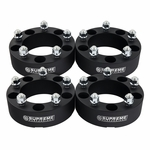 Supreme Suspension FDF176WS2020 1976-1996 Ford F150 2WD and 4WD Set of 4 spacers Wheel Spacers