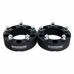Supreme Suspension FDF176WS2000 1976-1996 Ford F150 2WD and 4WD Set of 2 spacers Wheel Spacers