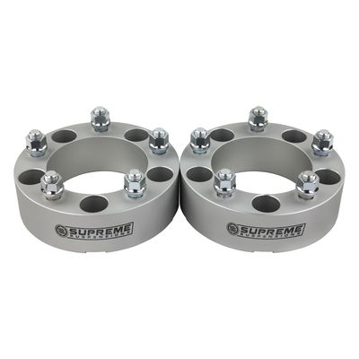 """Supreme Suspension 2"""" Wheel Spacers Wheel Spacers For 1994-2001 Dodge Ram1500 2WD and 4WD"""