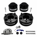 "Supreme Suspensions� 2009-2020 Dodge Ram 1500 4WD 3.5"" Front 2"" Rear PRO Billet Lift Kit DGRM09FK3520"