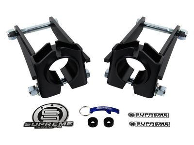 Supreme Suspension JECO06FL3500 2006-2010 Jeep Commander XK 2WD and 4WD Front Leveling Kit