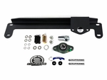 Supreme Suspension DGRM02GRBXST 1994-2002 Dodge Ram 3500 2WD (Fits Vehicle Models with Solid Front Axles Only) Front Drivetrain