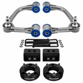 Supreme Suspensions 2004-2008 Ford F-150 2WD 3-inch Front 2-inch Rear Mid Travel Lift Kit